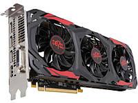 Видеокарта PowerColor AMD Radeon RX 570 Red Devil 4GB 1320 МГц (легкое б.у., идеальное состояние, комплект)