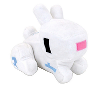 Мягкая игрушка Кролик из игры Minecraft Майнкрафт