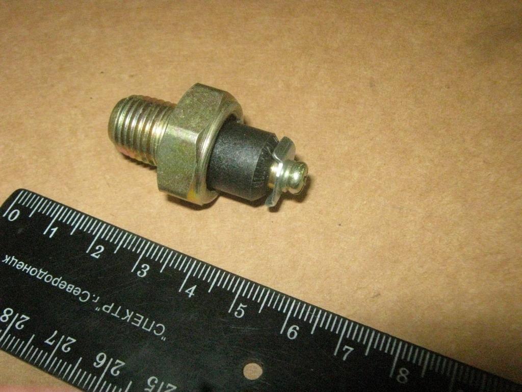 Датчик аварийного давления масла мм111В, 0111-03-3810600-000