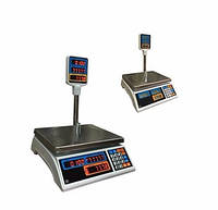 Весы  торговые со стойкой  ВТД-Т2 - 15 кг