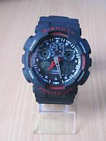 Часы Сasio g shock. Часы G-Shock . Часы G-Shock  темно-синего цвета. Стильные часы.
