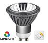 Светодиодная лампа DGU10 WP01T7 dimmable