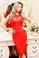 Женское трикотажное платье 281.1 ВМ