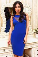 Женское трикотажное платье 281.3 ВМ