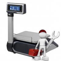 Чекопечатающие весы