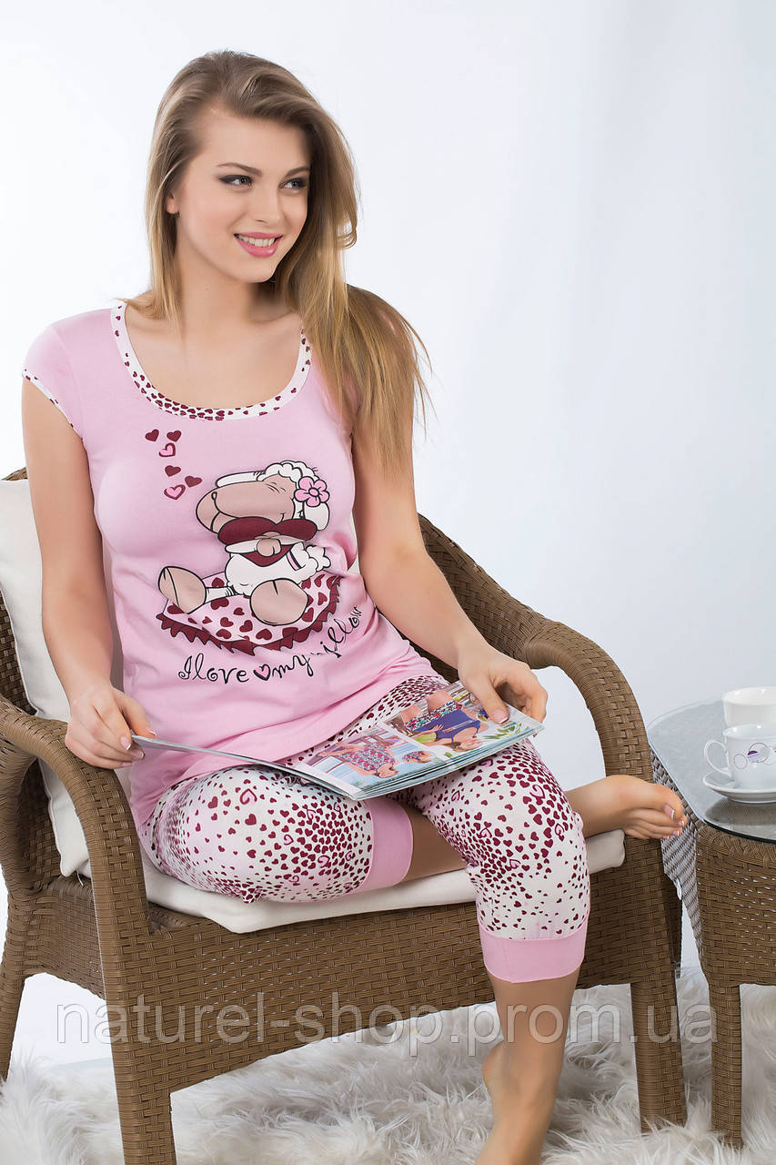 Костюм для дома, пижама. Elitol