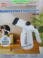 Новинка!!! Отпариватель одежды и лица Handheld Garment and Facial Steamer RZ-608