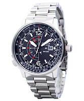 Мужские часы CITIZEN BJ7010-59E Ситизен японские кварцевые