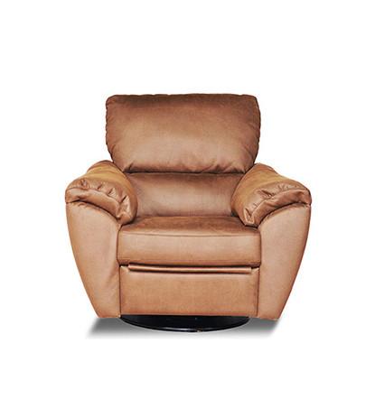 """Оригінальне шкіряне крісло """"Kelly"""" (Келлі) (102 см)"""