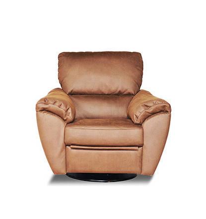 """Оригінальне шкіряне крісло """"Kelly"""" (Келлі) (102 см), фото 2"""