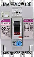 Авт. выключатель ETIBREAK EB2S (160LA-16kA; с регулируемым тепловым), ETI,