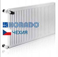 KORADO 500x1100 тип 11 стальной радиатор с боковым подключением