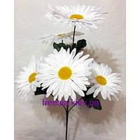 Искусственные цветы Ромашка ветка