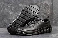 Мужские кроссовки Ecco черные 3094