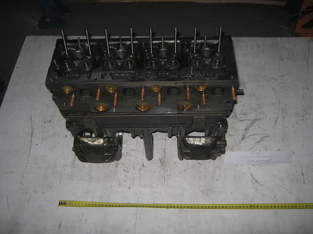 Блок цилиндров ГАЗ 560 STEYR   Штаер 0560-00-1002009-Н00