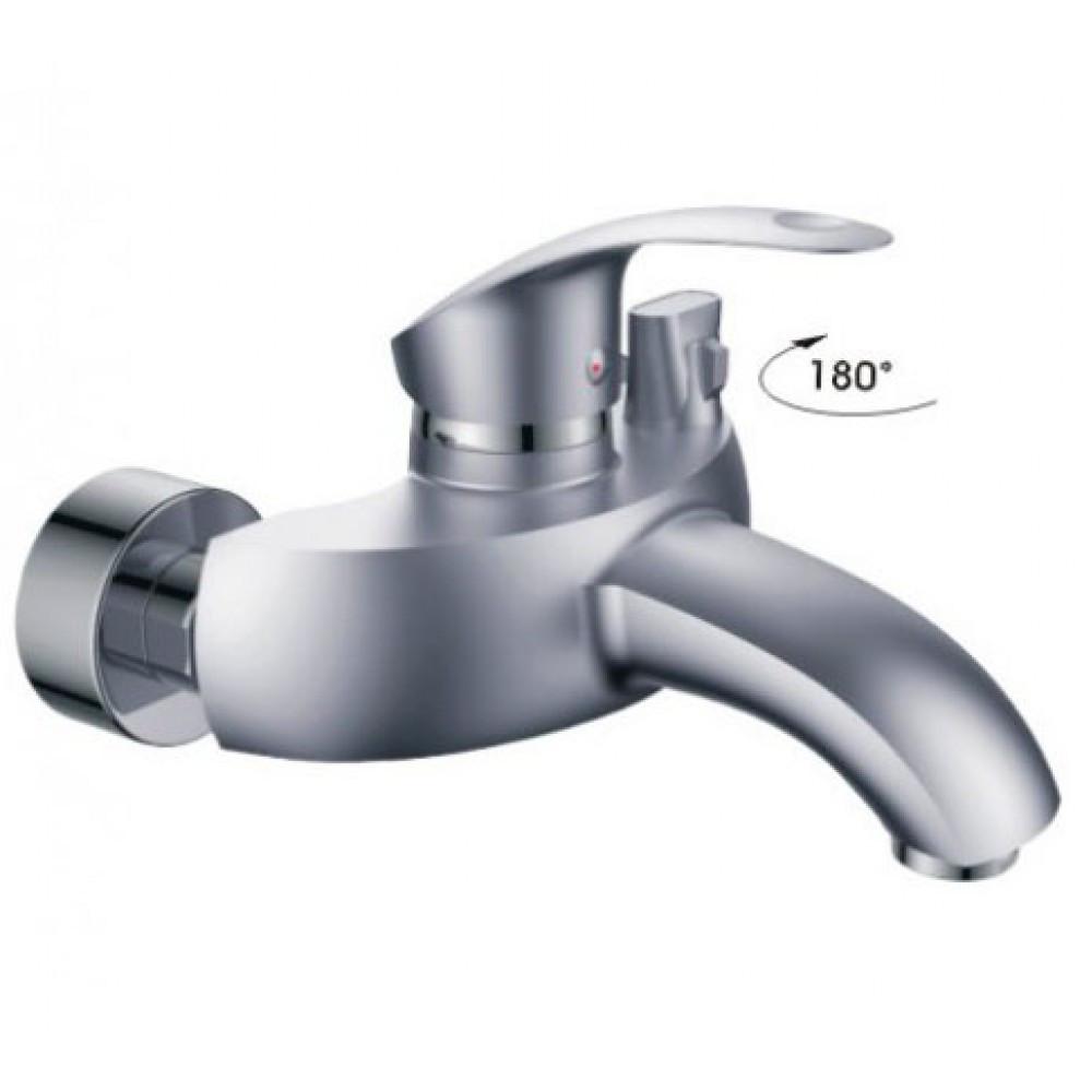 Смеситель для ванны Haiba Mars 009 euro Satin
