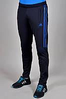Брюки спортивные Adidas зауженные, эластик,мужские,3200