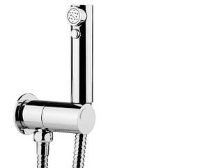 """InGENIUS SG440CR гигиен. душ + держатель лейки ( с краном)1/2"""" + шланг 1,2м"""