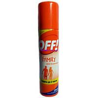 OFF Фэмили от комаров 100 мл