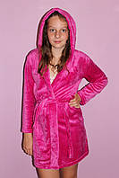 Халат махровый подросток для девочки, фото 1