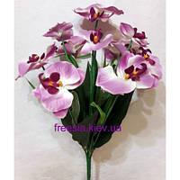 Искусственные цветы Орхидея натуральная