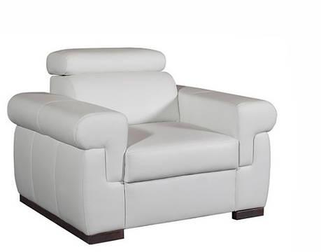 """Сучасне шкіряне крісло """"EVEREST"""", фото 2"""