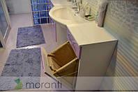 Мебель в ванную с бельевой корзиной, фото 1