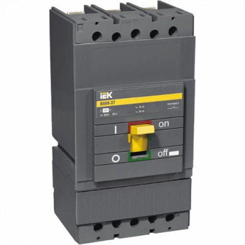 Автоматический выключатель ВА88-37 3Р 315 А 35 кА ИЭК