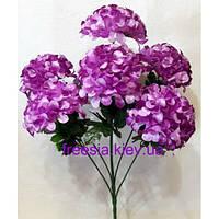 Искусственные цветы Гортензия большая