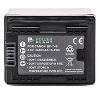 Аккумулятор Canon BP-727 chip PowerPlant Емкость: 4450mAh