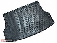 Коврик в багажник для ford focus (2011>) (седан) (с докаткой)