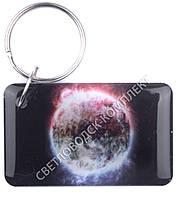 """Заготовка ключа для домофона RFID 5577, """"космос"""", перезаписываемая"""