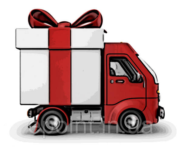 Безкоштовна доставка замовленого товару
