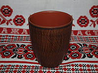 Глиняный стакан 300мл