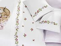 Комплект белья сатин с вышивкой Dantela Vita Kanavice lila