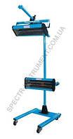 Мобильная  инфракрасная сушка с двумя кассетами (вертикальная) IR2L economy (Trommelberg, Германия-Тайвань)