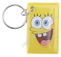 """Заготовка ключа для домофона RFID 5577, """"Губка Боб"""", перезаписываемая"""