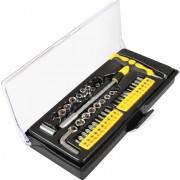 Автомобильный набор инструментов отверток и бит fieldmann fds 1009-41r