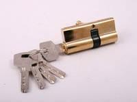 Сердцевина для замка 70мм (35х35) кл/ключ(3ключа)