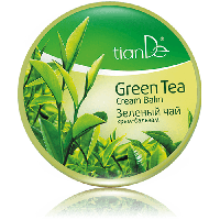 Крем-бальзам для волос «Зеленый чай»