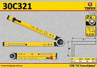 Угломер 0-270º,  TOPEX  30C321