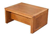 """Дубовый журнальный стол """"Акробат Новый"""", раскладной 6 положений, трансформер"""