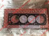 Прокладка головки блока цилиндров ГБЦ Ланос Lanos 1.5 Elring 825.345 с медным кольцом, фото 3