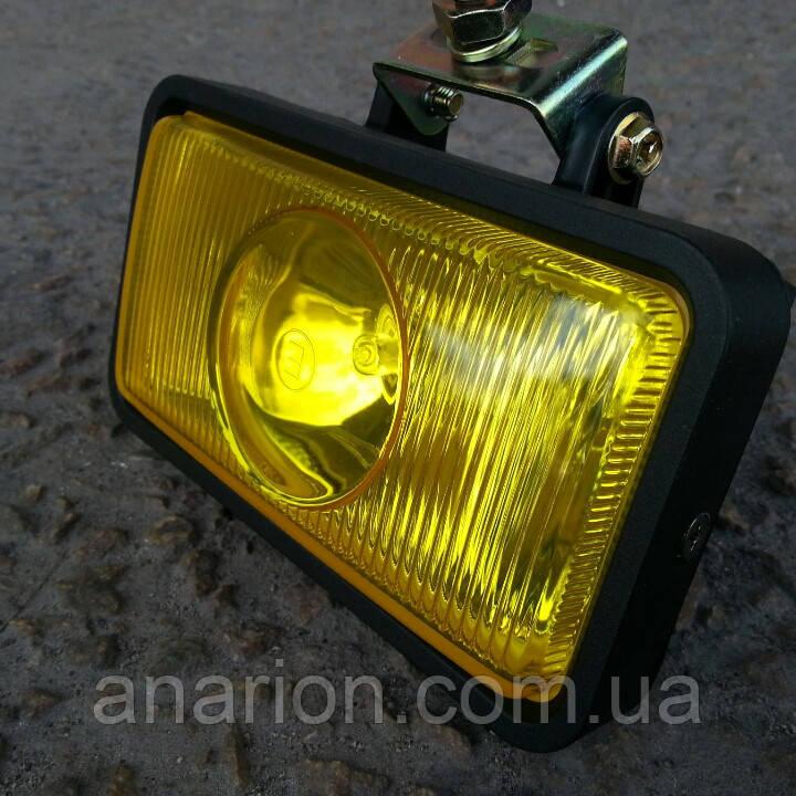 Противотуманные фары для микроавтобусов №7205 ( желтое стекло)