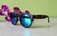 Солнцезащитные очки ILLESTEVA LEONARD в леопардовой оправе