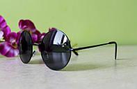 Круглые женские очки солнцезащитные