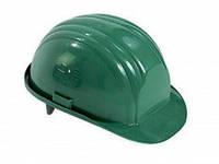 Каска строительная зелёная
