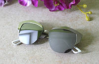 Зеркальные солнцезащитные очки Dior Mirrored