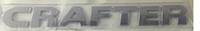 Надпись CRAFTER
