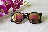 Солнцезащитные очки в леопардовой оправе ILLESTEVA LEONARD
